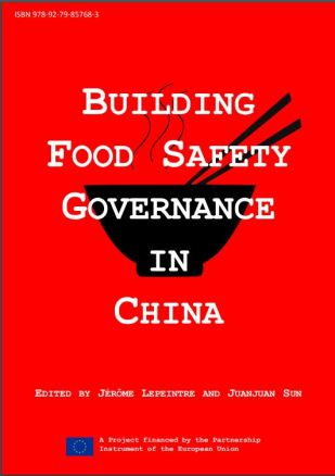 cover Food Safety Governance in China